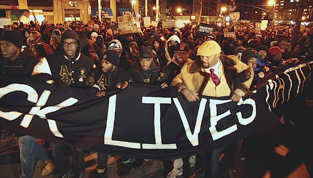 Black Lives Matter, NYC 2015