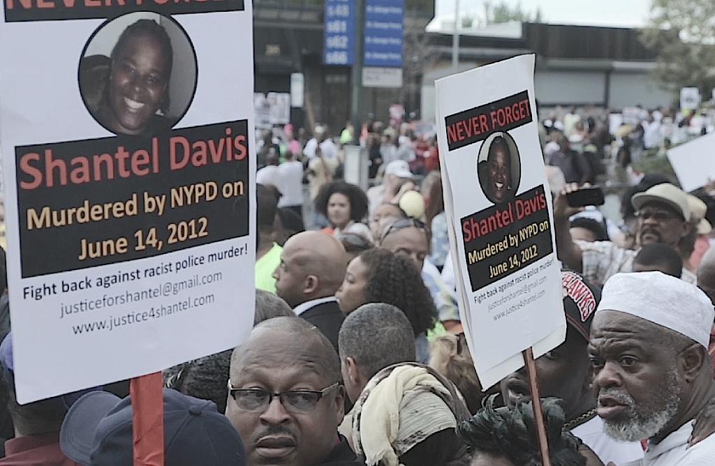 Eric Garner Protest SI 2015
